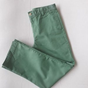 Vineyard Vines Green Pants Girls Size 14